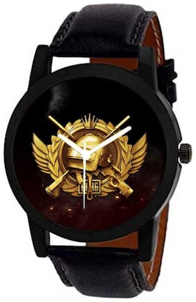 PUBG Graphics Fashion Watches by Wake Wood