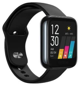 Realme Rma161 Smart Watch Black