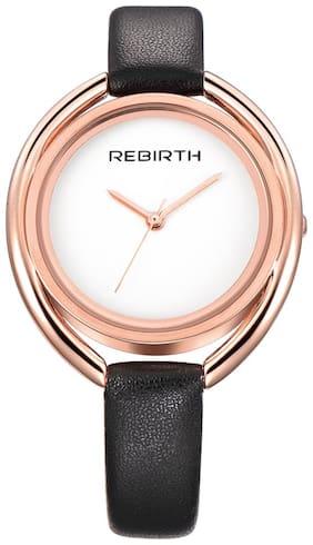 Rebirth 3 ATM Water Resistant Women's Quartz Wristwatch