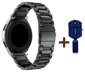Replace Metal Band w Tool For Samsung Galaxy Watch 42mm SM-R810/SM-R815 Watch