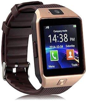 RJD dz09 smart watch- gold