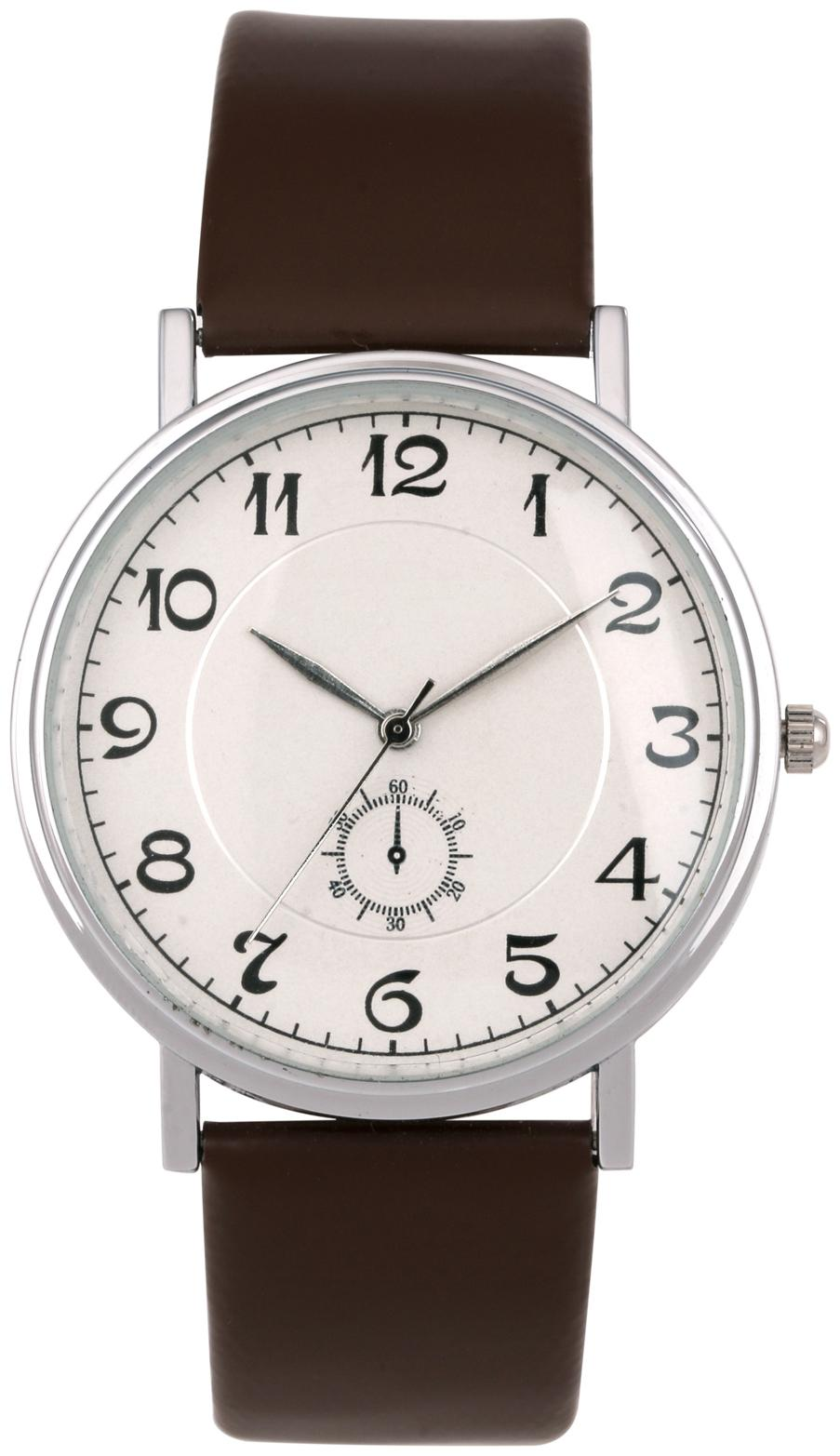 Royal Son White Dial Analog Wrist Watch for Men and Boys by Royal Son