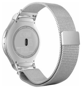 Samsung Gear S2 SM-R720 SM730 Band Stainless Steel Bands Strap Connector Adapter