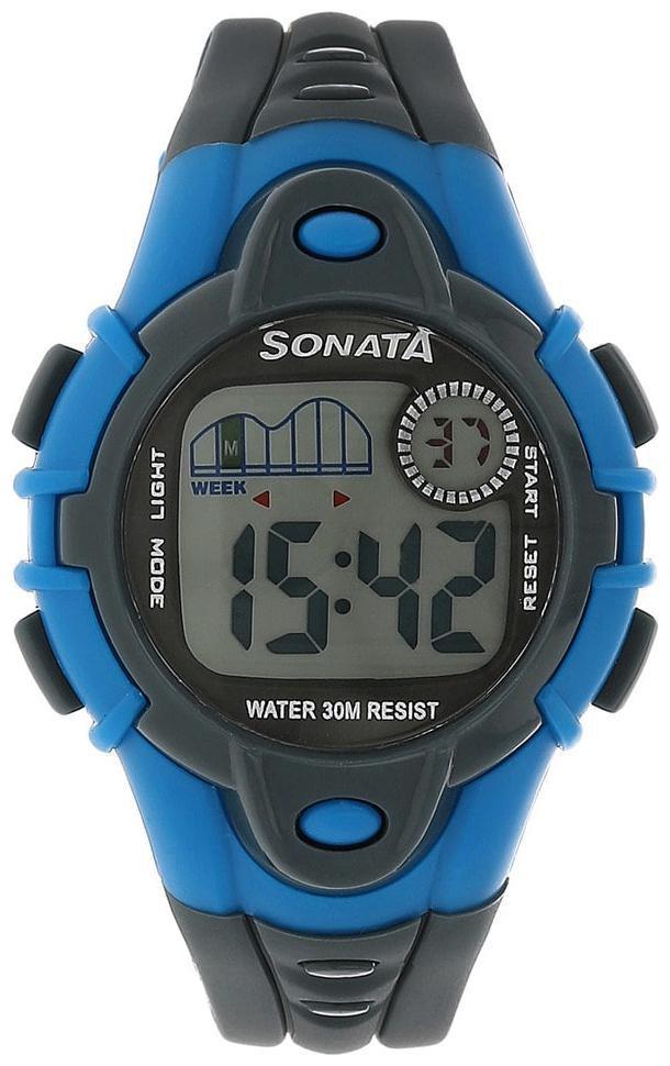 SF NH87012PP03 Men Grey   Digital Watch by Watch Apeal