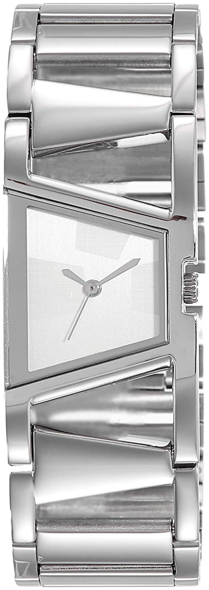 NEWMAN Women Silver Dial  >Analog Digital Watches by Maa Creation