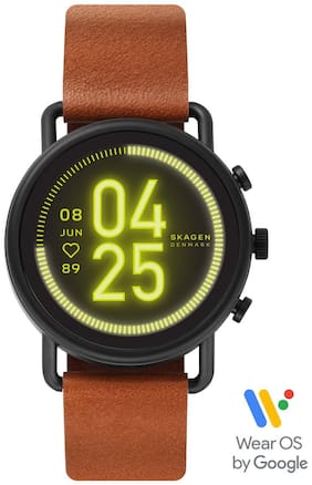 Skagen Falster 3 Brown Smartwatch SKT5201
