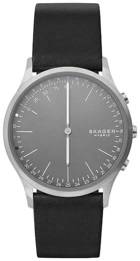 Men Black Smart Watch