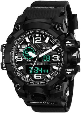 skemi Analog-Digital Watches For Men