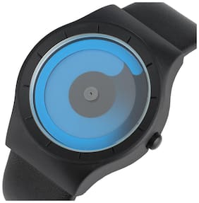 Skemi Automatic Blue Spinner Dial Turnable Unique Watch For Men