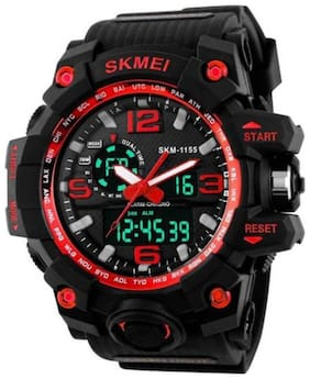 Skmei 1155 Red Watch - For Men