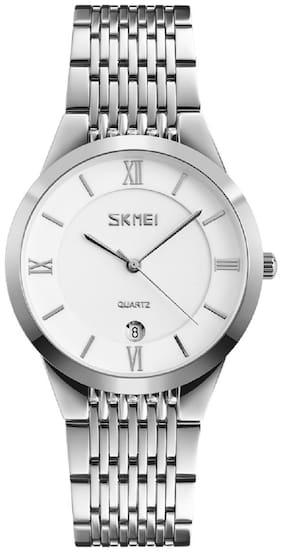 Unisex White Digital Watch