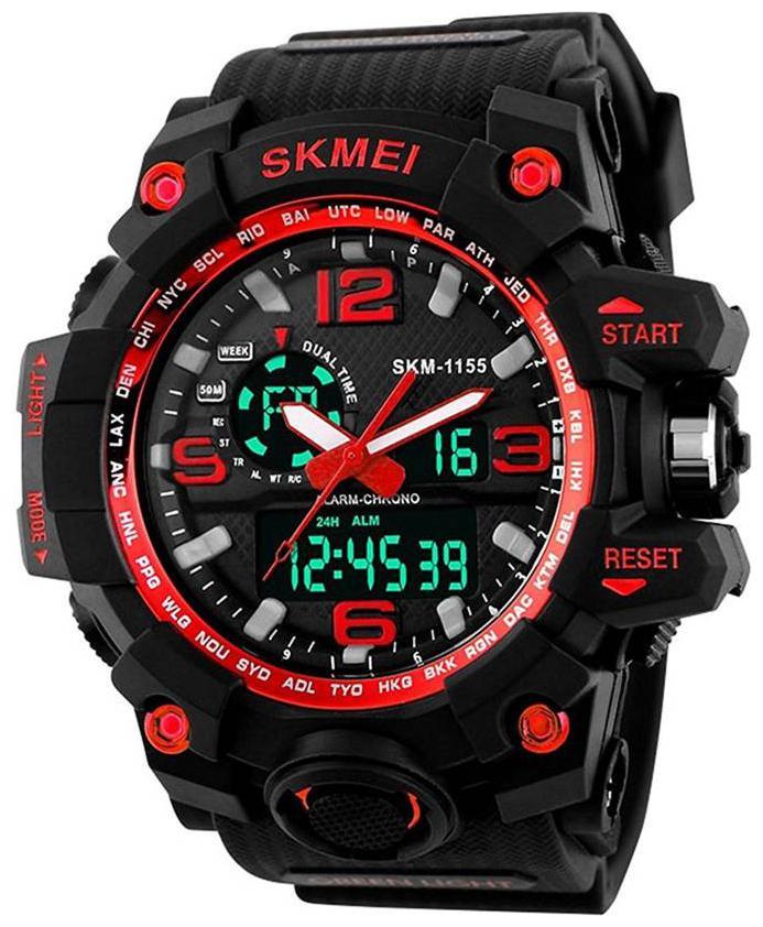 Skmei Analog Digital Watches For Men