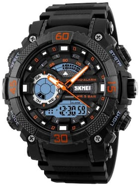 Skmei Original 1228 Analog -  Digital Wrist Watch for Men