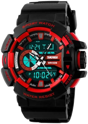 Skmei S073C0 Analog-Digital Watch