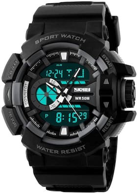 Skmei S074C0 Analog-Digital Watch