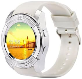 SKYRISE V8 Bluetooth Smartwatch with SIM and SD card slot