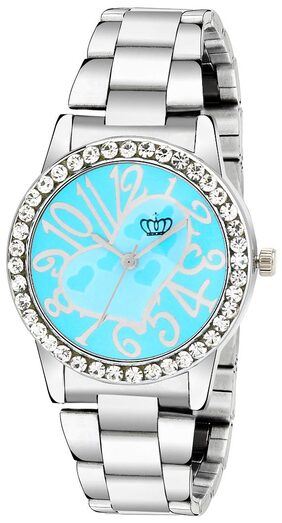 SMAEL Women Analog Watch - Blue