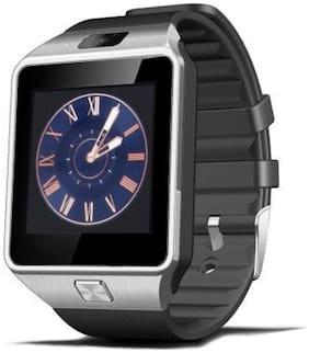 Smart Sim Phone Watch Mdl no;-General Aux R7 (silver/white band )