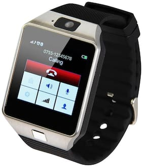 SMART WATCH BLUETOOTH WITH SIM & TFT SLOT DZ09