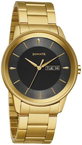 Sonata 7133YM02 Utsav Collection Watch For Men