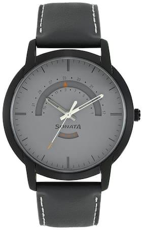 Sonata 77031NL02 Men Analog  watch