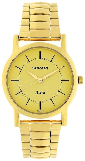 Sonata 77049YM01C Men Watch