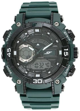 Sonata 77070PP06 Men Ana Digi watch