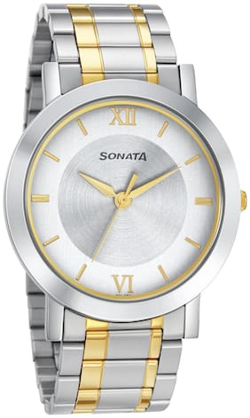 Sonata 77108BM02 Utsav Collection Watch For Men