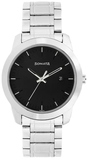 Sonata 7924SM10 Men Analog with Date Watches