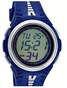Sonata  7965pp01 Men Digital Watches