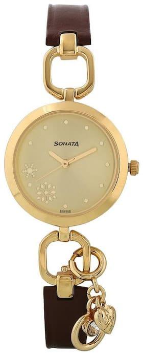 Sonata 8147YL01 Women Watch