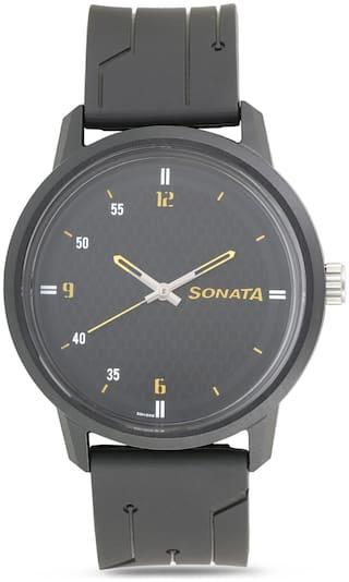 Sonata Analog Watch for Men
