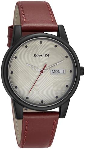 Sonata Analog Watch For Women