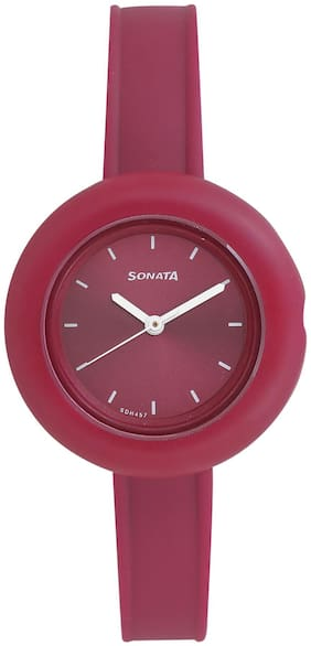 Sonata Analog Watch for Women