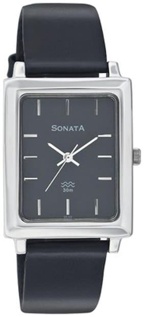 Sonata  7078Sl04 Men Analog Watch