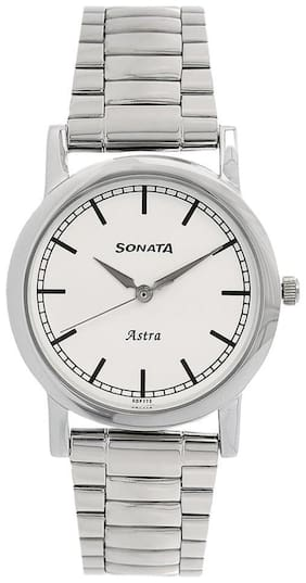 Sonata NJ77049SM02C Men Watch