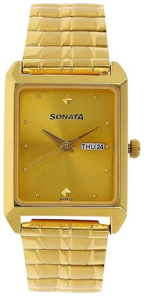 Sonata NK7007YM05 Men Watch