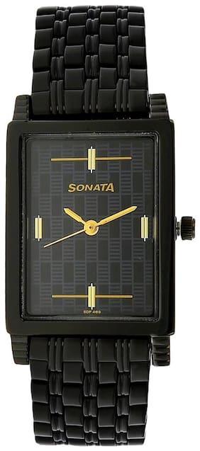 Sonata NK7058NM01 Men Analog watch