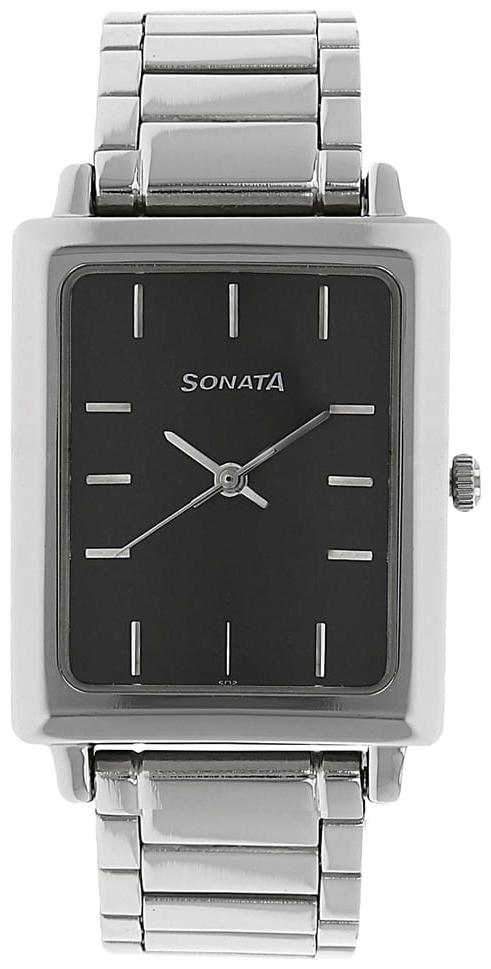 Sonata NK7078SM04 Men Analog Watches by Watch Apeal