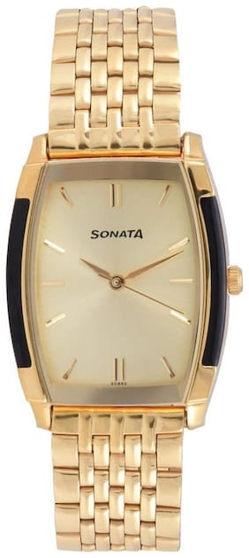 Sonata NK7080YM02 Men Watch