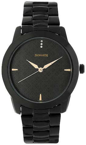 Sonata NK7924NM01 Men Analog watch