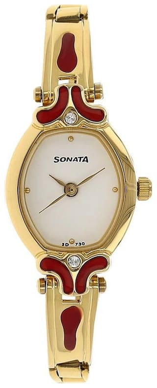 Sonata NK8068YM04 Women Watch
