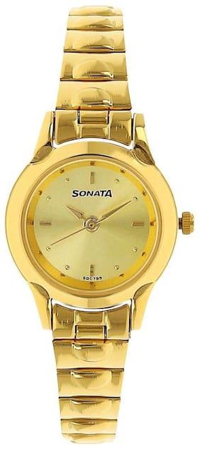 Sonata NK8098YM02 Women Watch