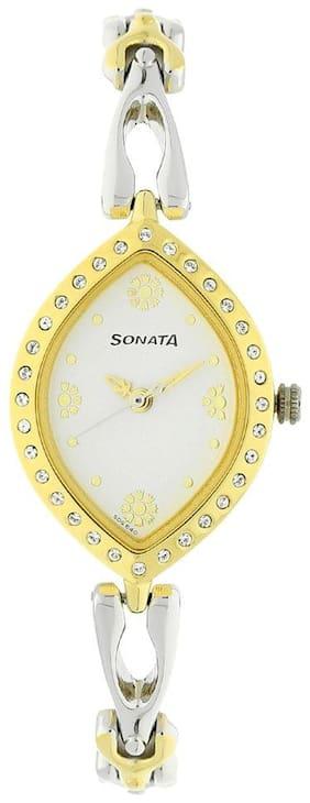 Sonata NK8149BM01 Women Analog watch