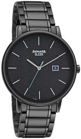 Sonata Sleek 7131NM02 Analog Watch For Men