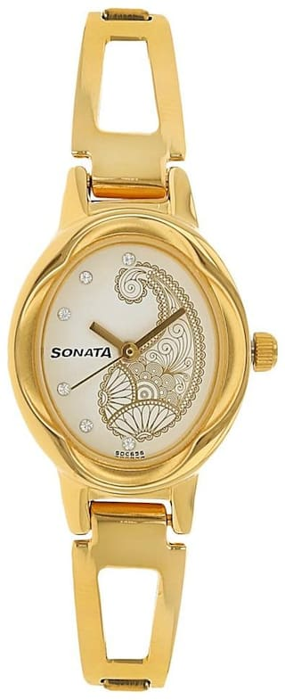Sonata NK8085YM02 Women Watch
