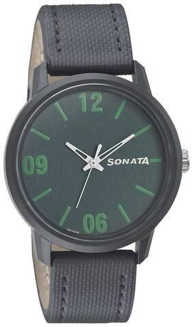 Sonata 77085PL04 Men Watch