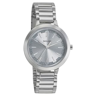 18251266696 Buy Sonata 8141SM02 Women Watch Online at Low Prices in India ...