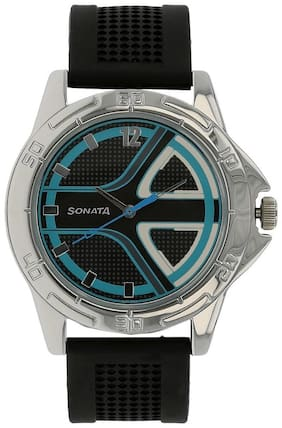 Sonata NK77001SP01 Men Watch