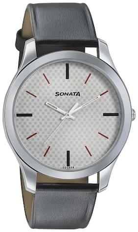 Sonata 77063SL04 Men Watch